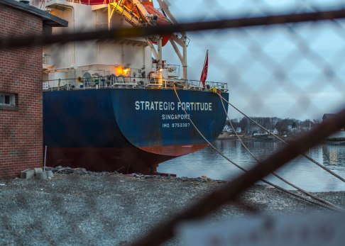 Portsmouth Harbor, 1.18.2019