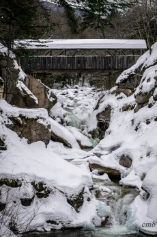 The Flume Gorge, 1.15.2017