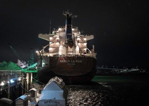 Portsmouth Harbor, 1.5.2018