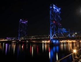 Portsmouth Memorial Bridge, 3.1.2018