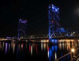 Portsmouth Memorial Bridge, 3.1.2018